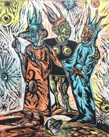 Leonard Greco, The Sisters Wyrd