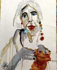 Julie Arnoff. Santa Fe Art Colony 2017
