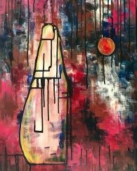 Kristine Augustyn. Santa Fe Art Colony 2017