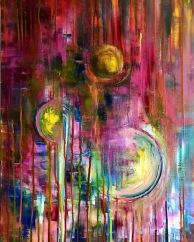 Kristine Augustyn.. Santa Fe Art Colony 2017