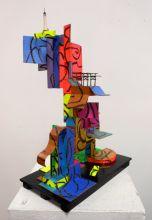 Mary Bonic. Santa Fe Art Colony 2017