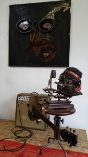 Stuart Needman. Santa Fe Art Colony 2017
