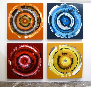 canvas suite, each 36 x 36