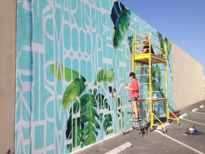 HAC Mural_Diana Relth and Francesca Quintano