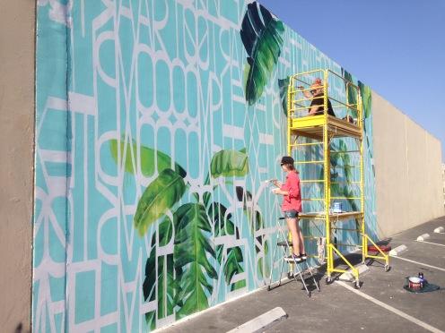 HAC Mural_Diana Relth and Francesca Quintano