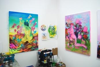 Open Studio_Melissa Dyanne