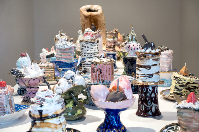 PØST: Kamikaze – Let Me Eat Cake July 14, 7-9pm Curated by KristineSchomaker
