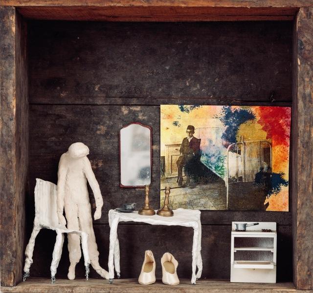 Inherited Memories: Shula Singer Arbel, Dwora Fried, Malka Nedivi at Castelli Art Space May18th