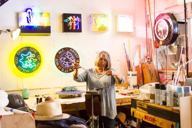 Linda Sue Price and Michael Flechtner Open Studio May19th