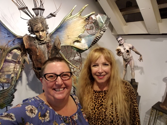 In the Studio with DebbieKorbel