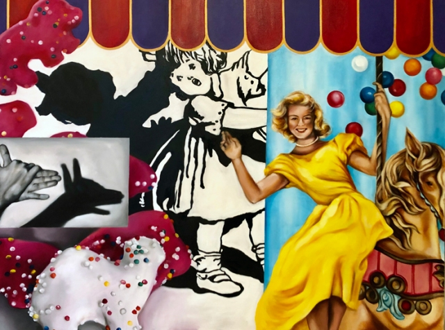 Lauren Mendelsohn-Bass | Sugar Coated, A Solo Exhibition at Truckee Meadows CommunityCollege